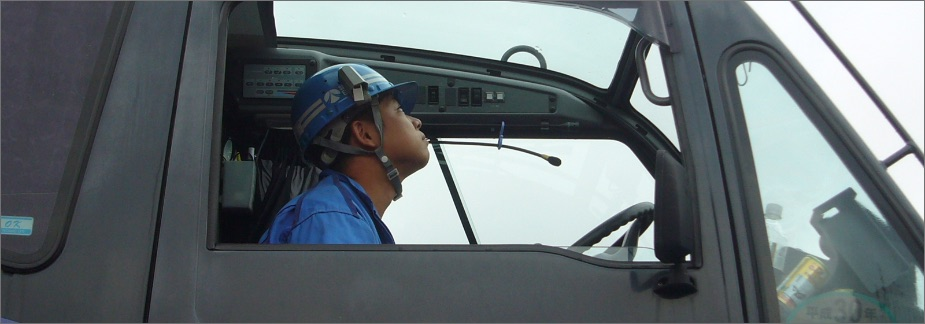 ドライバー : 佐藤良彦さん